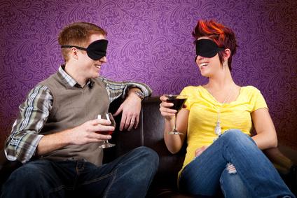 Blind Date meeting