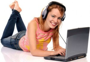 chatear en Internet meeting