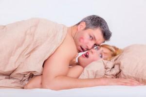surprised sex couple